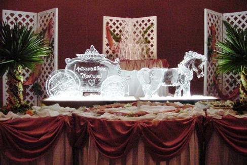 wedding ice sculpture world class ice sculpture .com